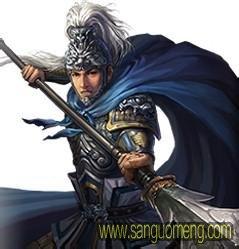 攻城六大平民神将第六名:马超